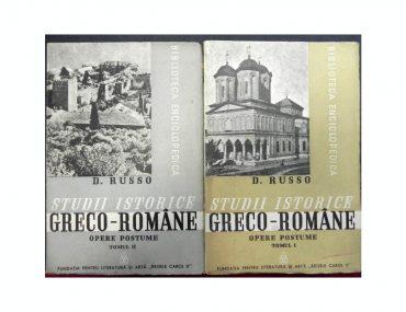 16 romane istorice